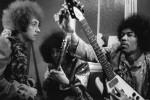 Jimi Hendrix, photo : Jean-Pierre Leloir