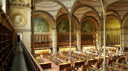 Paris, Bibliothèque Nationale