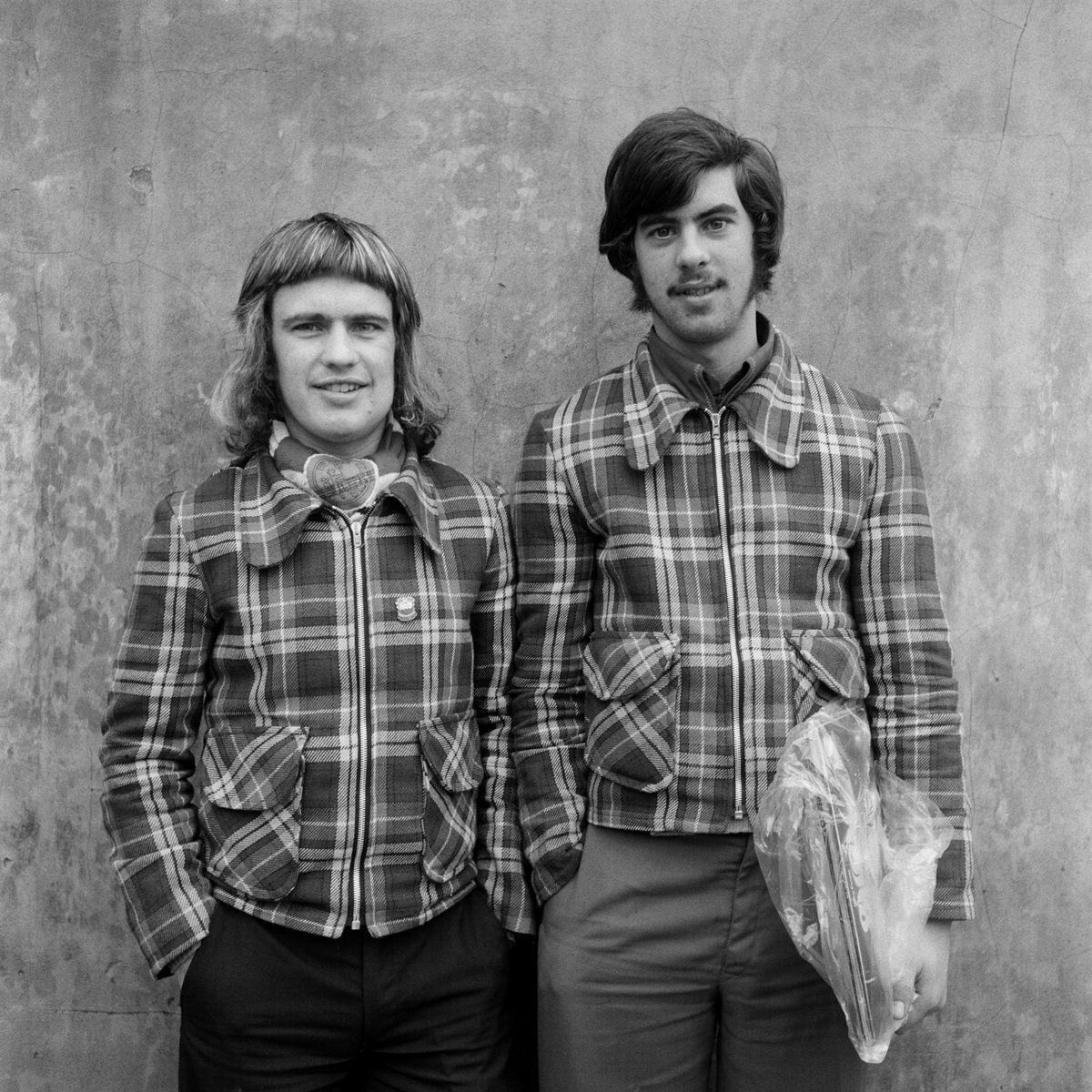 Portraits from the Free Photographic Omnibus 1973-74