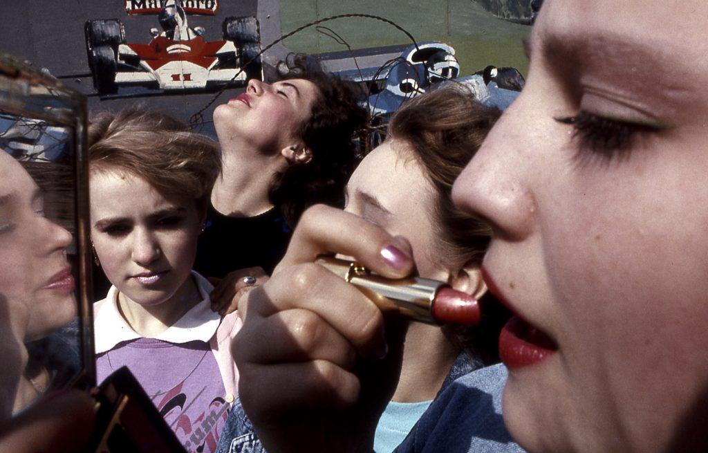 Ruska•a, Portraits de jeunes femmes Russes.